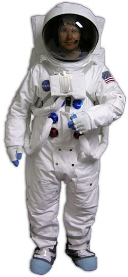 weight nasa astronaut costume - photo #14