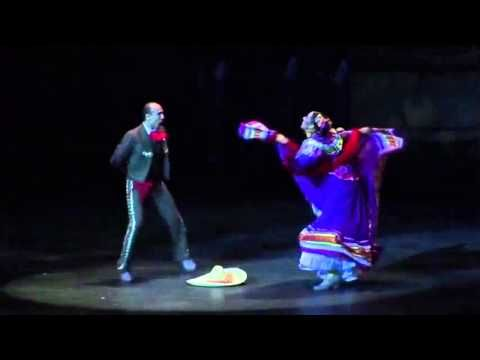 El Huizache (Jalisco) - Ballet Folklorico de la Universidad de Colima