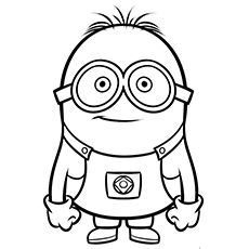 The Despicableme Coloring Pages