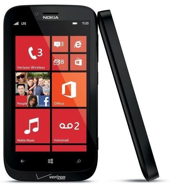 70 Nokia Lumia 822 16GB Black/Red/White Verizon + GSM
