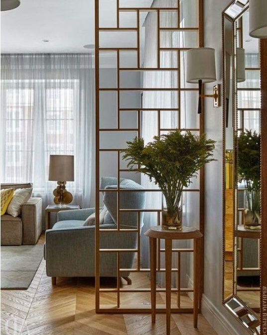 Ideas para separar ambientes casa reciclado - Tabiques separadores de ambientes ...