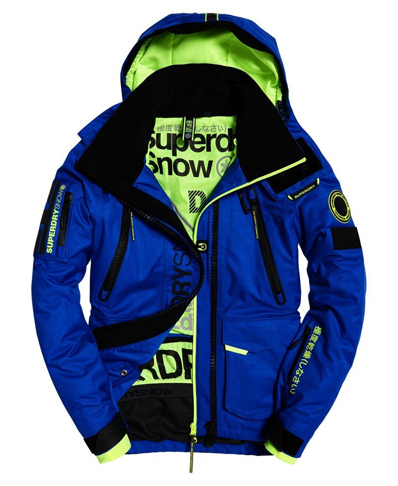 Superdry Ultimate Snow Rescue Jacket Jackets Superdry Mens Jackets