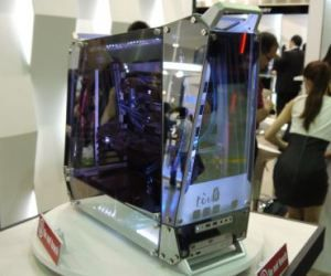 the latest 7e06b 36fee In Win Tou is stunning two-way mirrored PC case | Computers and ...