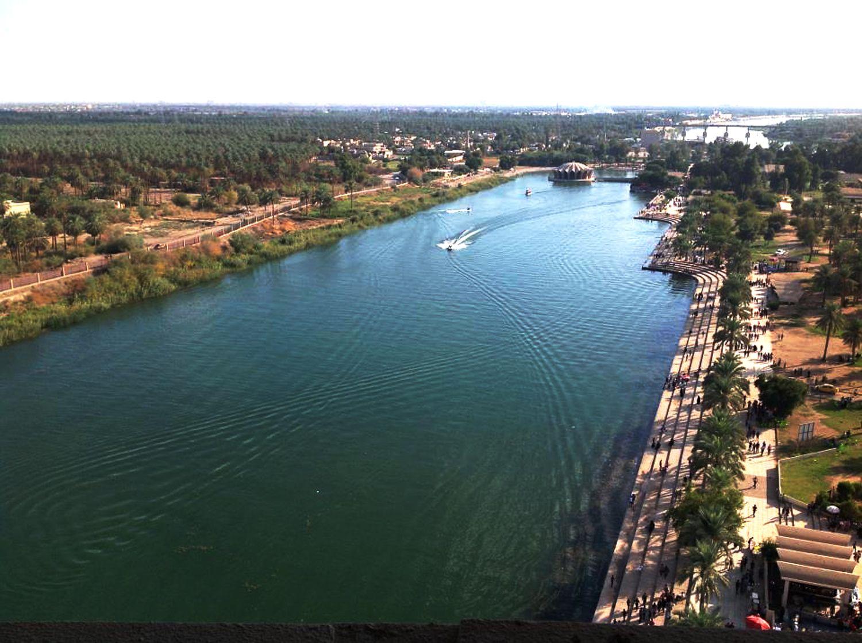 Tourist Island In Baghdad Baghdad Iraq Baghdad Iraq