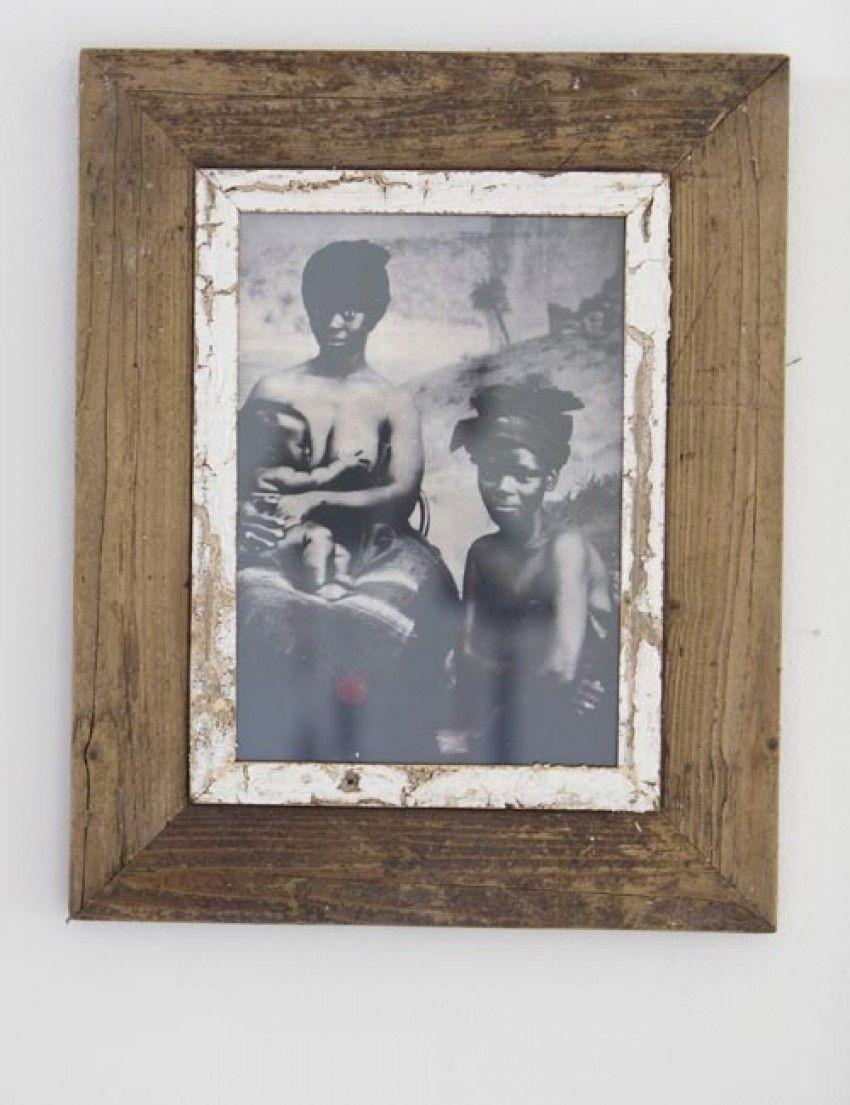 Rustic Reclaimed Wooden Frames | Wooden frames, Picture frames ...