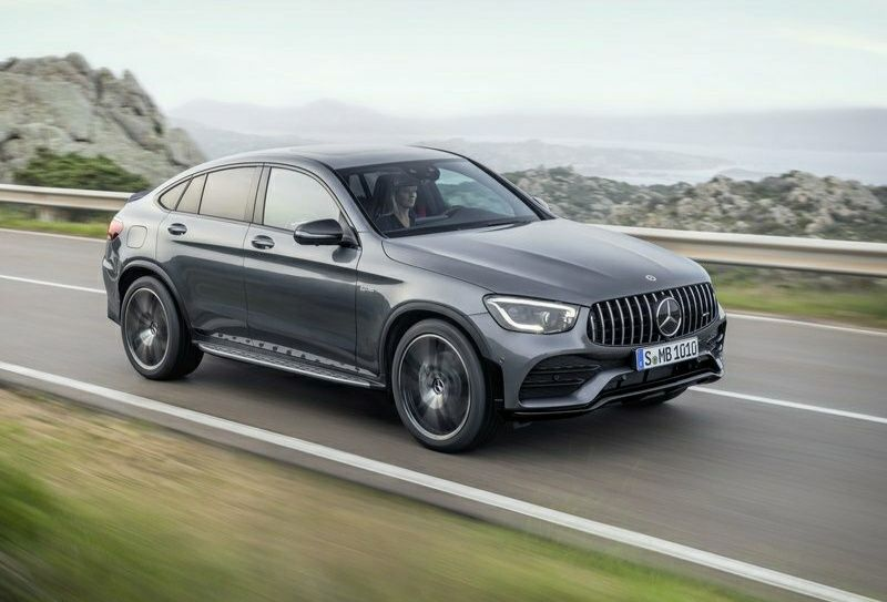 Mercedes Benz Glc43 Amg 4matic Coupe
