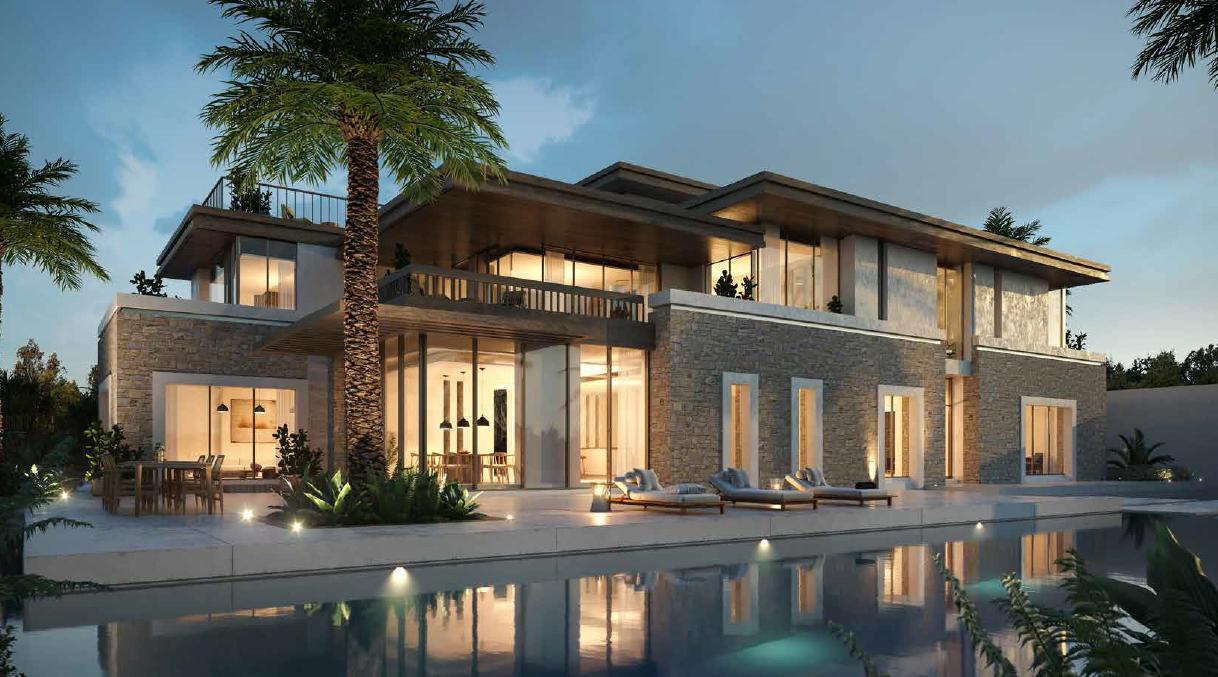 فلل للبيع في ابوظبي في اكبر منطقة سياحية In 2021 Architectural Inspiration Dubai Real Estate Villa