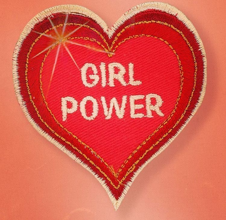 Girl Scout patch