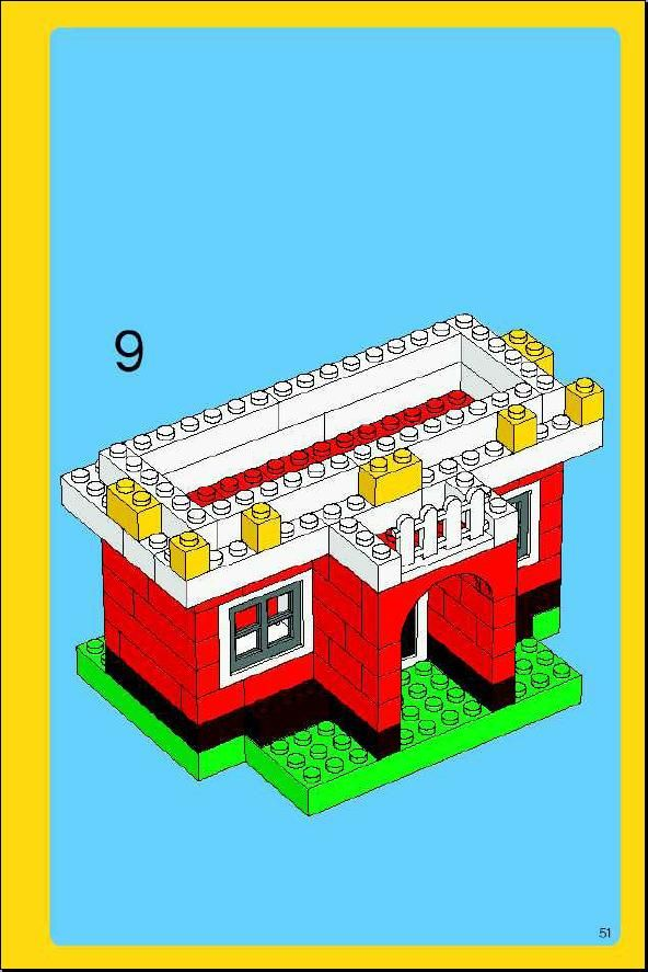Creator Ultimate House Building Set Lego 5482 Pinterest