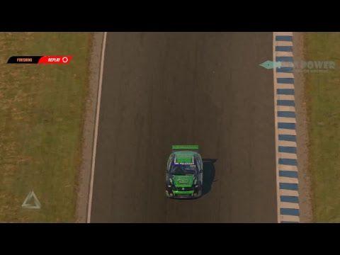 iiRacing: PenPower Euro V8 Supercars Championship S3 - Phillip ... on youtube basketball, youtube football, youtube trophy,