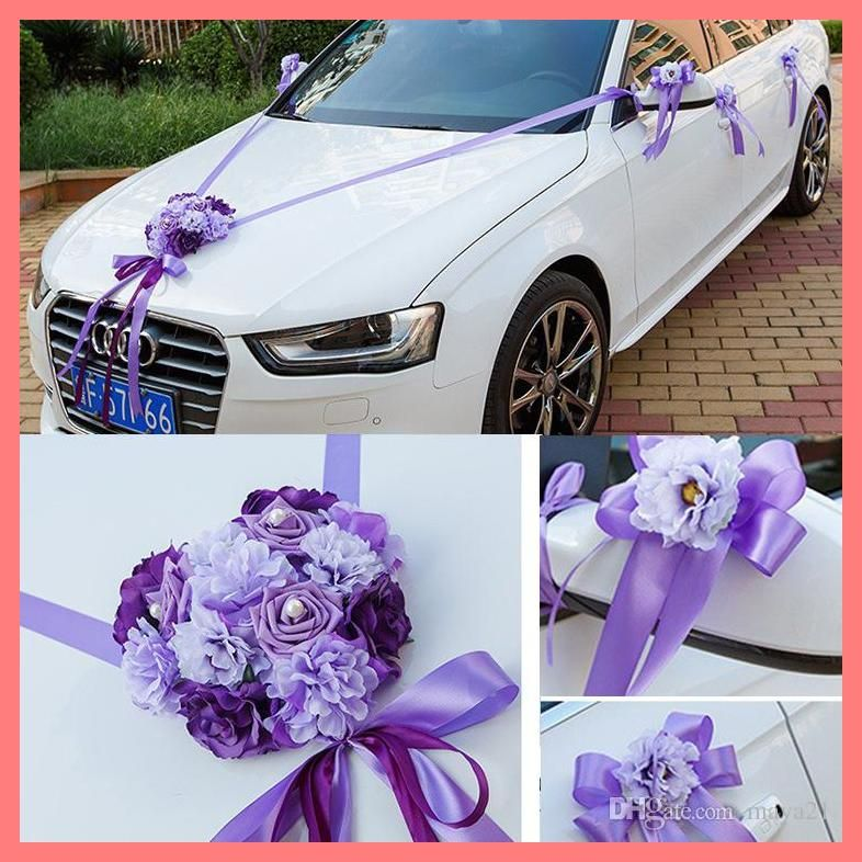 Best Wedding Car Decorations Wedding Car Decorations Wedding