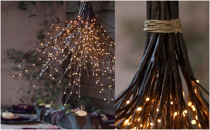 Top 10 diy fall chandelier decorations natal navidad y magia top 10 diy fall chandelier decorations aloadofball Choice Image