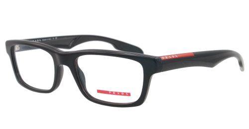e93613bdb16 Prada Eyeglasses VPS 07C BLACK 1AB-101 VPS07C « Impulse Clothes ...