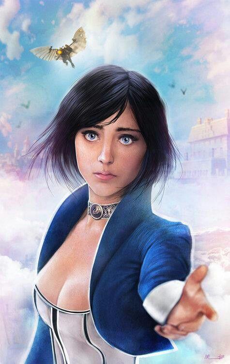 BioShock - Elizabeth