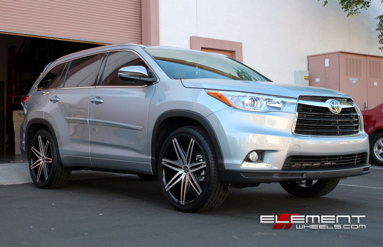 Toyota Highlander Wheels Custom Rim And Tire Packages Custom Wheels Toyota Highlander Custom Rims And Tires