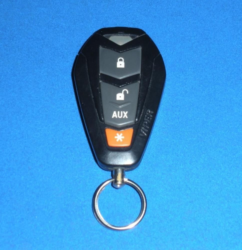 Viper Aftermarket Keyless Entry Remote Fob 4 Button Transmitter Ezsdei7141 Replacement Car Keyless Entry Keyless