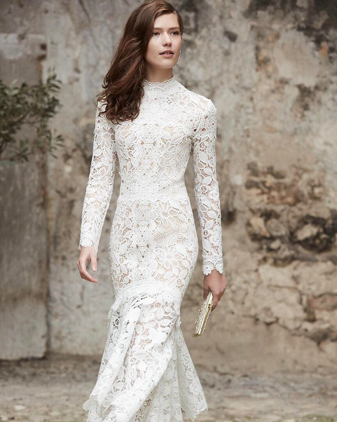 Runway inspired looks for your walk down the aisle (link in bio to ...