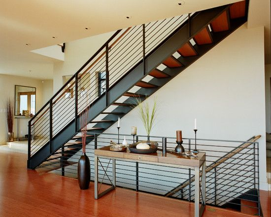 Best Awesome Outdoor Wood Stairs For Your Exterior 400 x 300