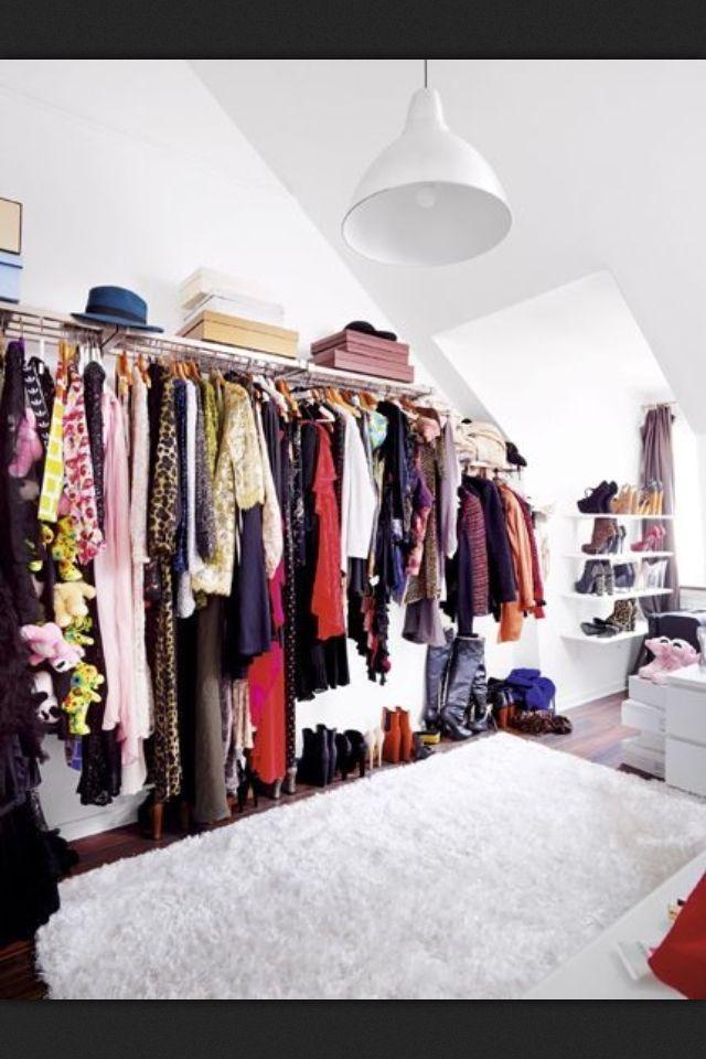Petitepearls Via Tumblr With Images Dressing Room Closet