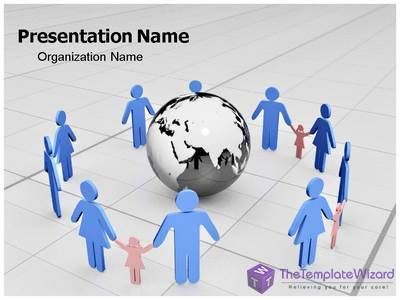 15th may the international day of families join us in globe and family powerpoint template comes with different editable charts this globe and family ppt template design is used by many professionals toneelgroepblik Images