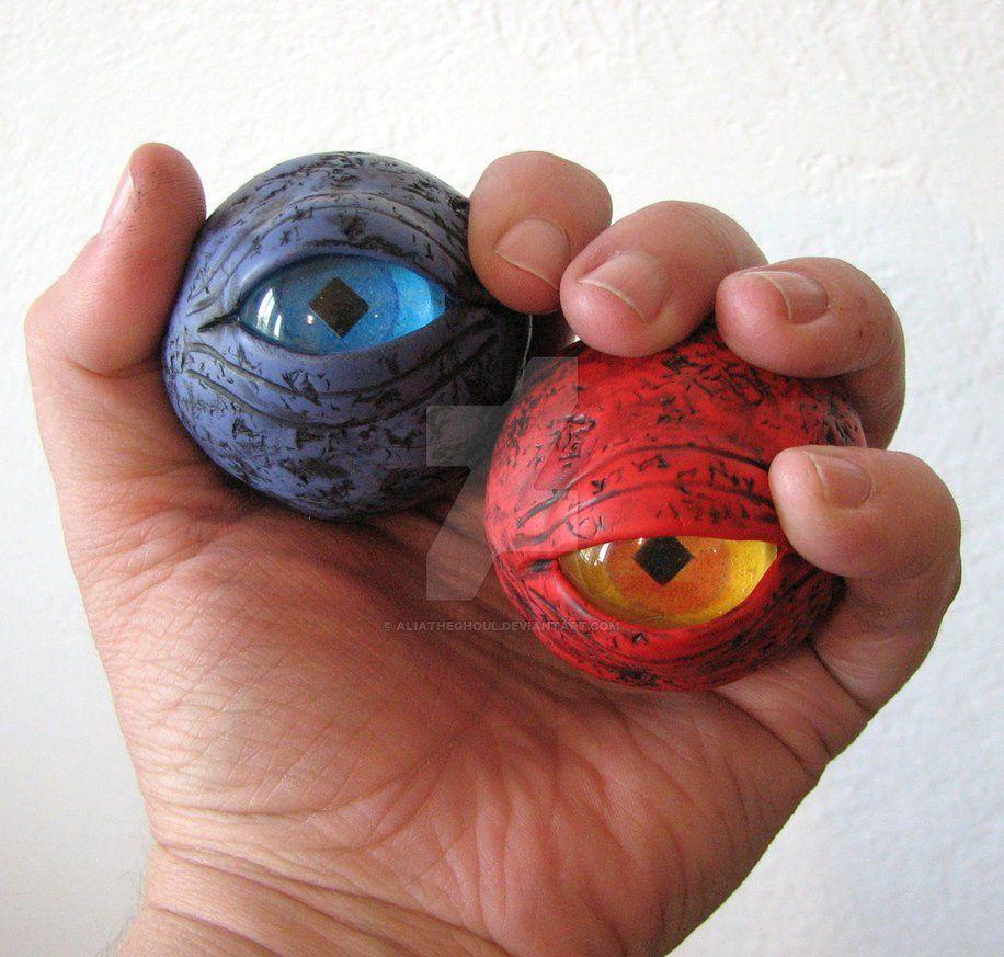 blue eye orb)