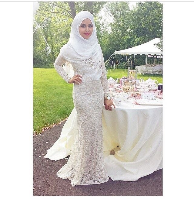 bridal shower lace dress amirah couture