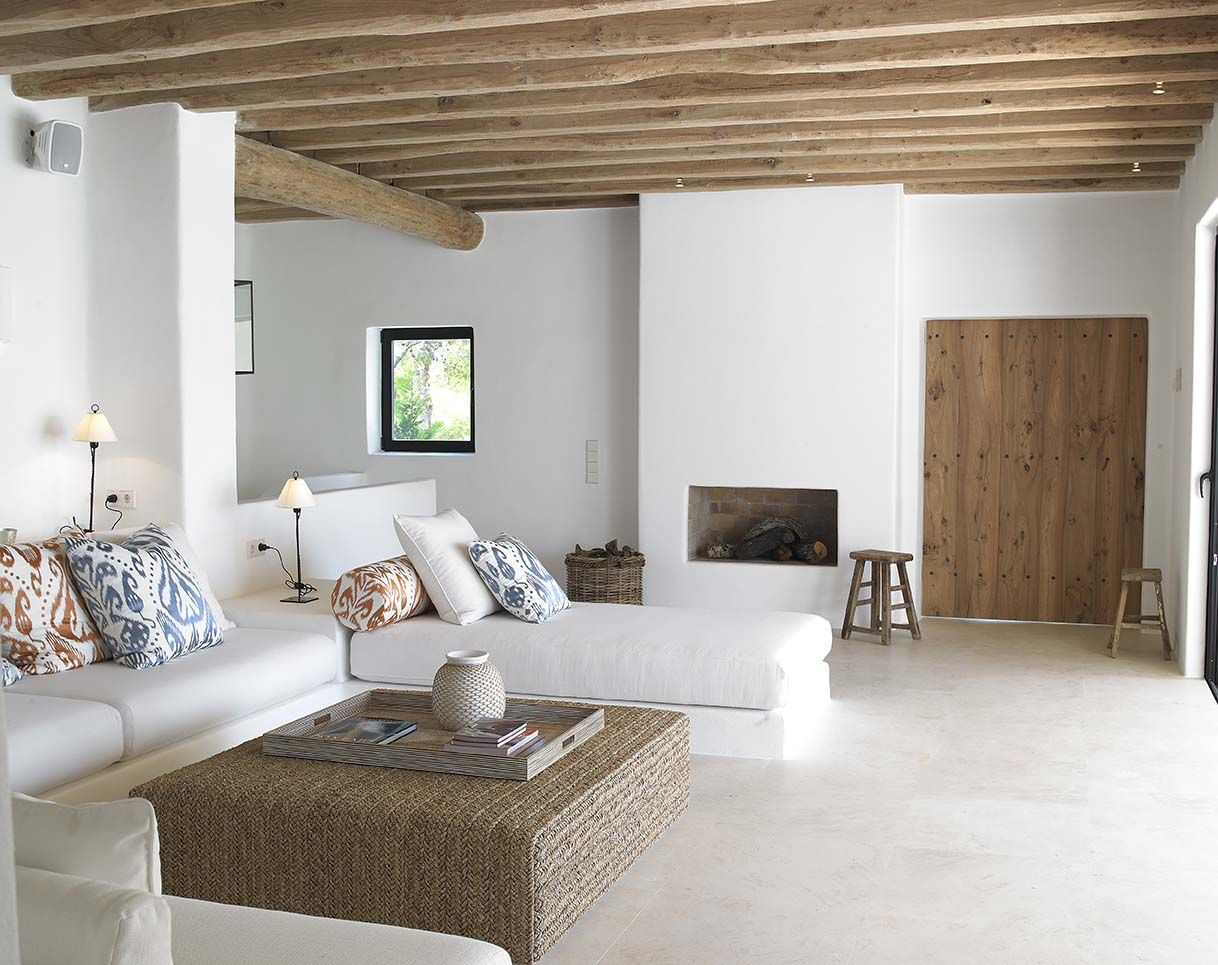 Ibiza villa design inspiration interior for Designer casa