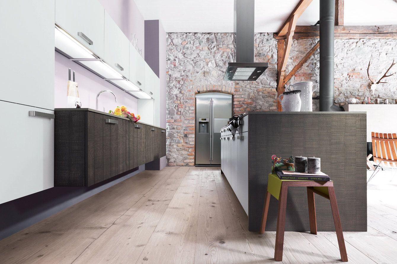 Hofemeier Küchen Avalon Castle Kitchen With Siena Light Grey Kitchen Showroom