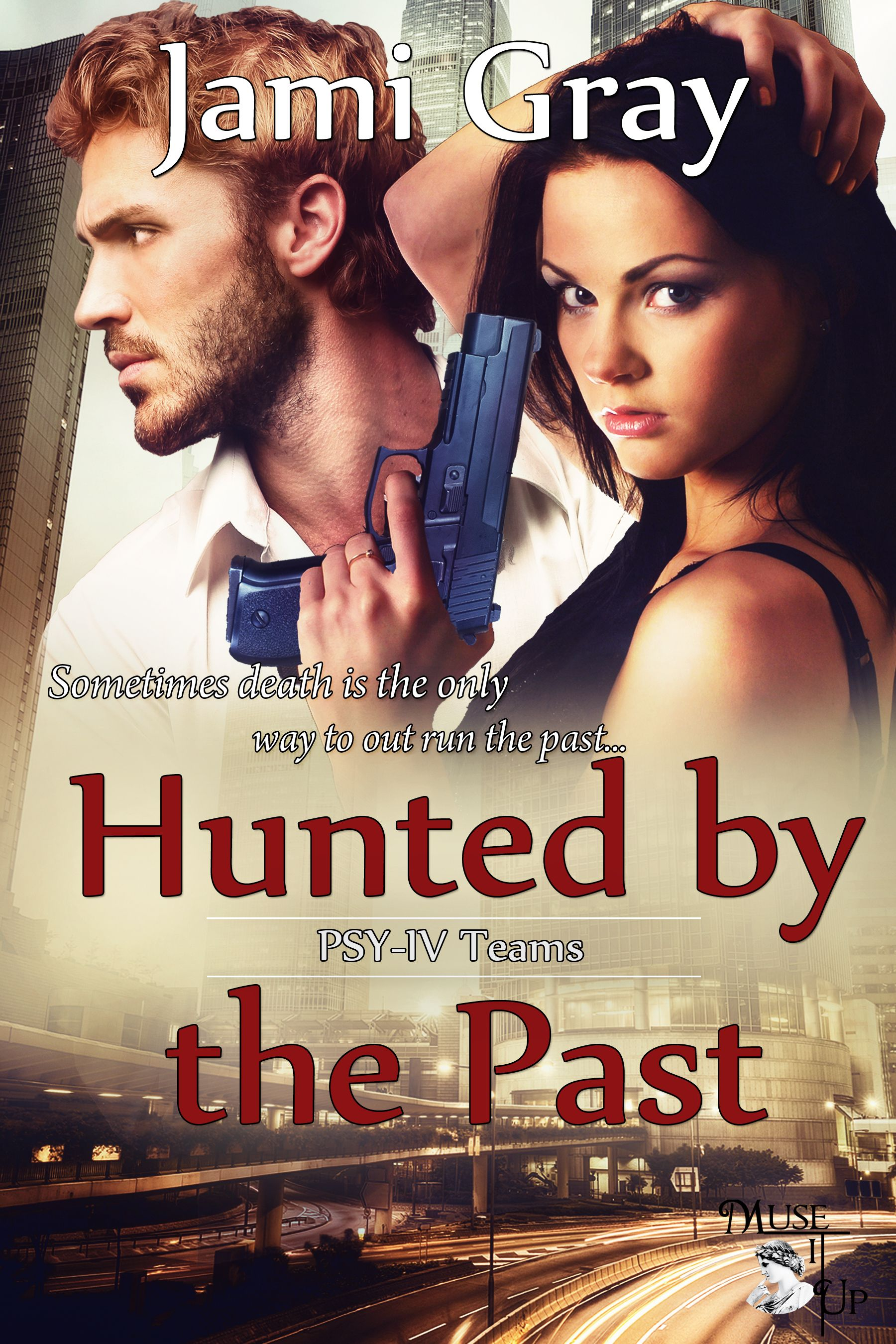 Hunted by the past by jamigrayauthor bookblast