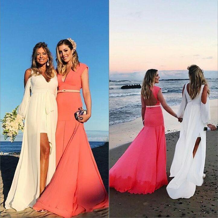 """Inspirações e Dicas (@inspiracaonoivinha) no Instagram: """"Inspiração colorida e maravilhosa para a nossa segunda. 👰❤ Casamento lindo da mãe da @fabianajustus…"""""""