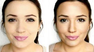 Contour and Highlight Face,Cheeks,Nose & Eyes, via YouTube.