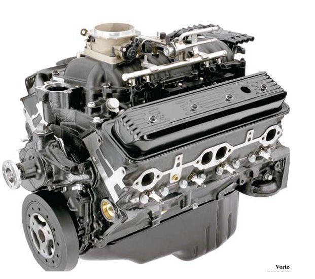 Volvo Penta Motor Leavase