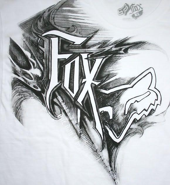 Fox Racing Tattoos on Pinterest