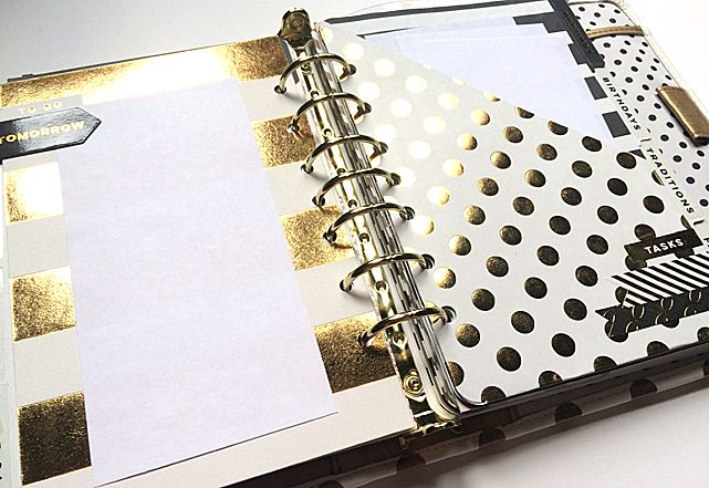9Gold Planner Love To Do Tomorrow