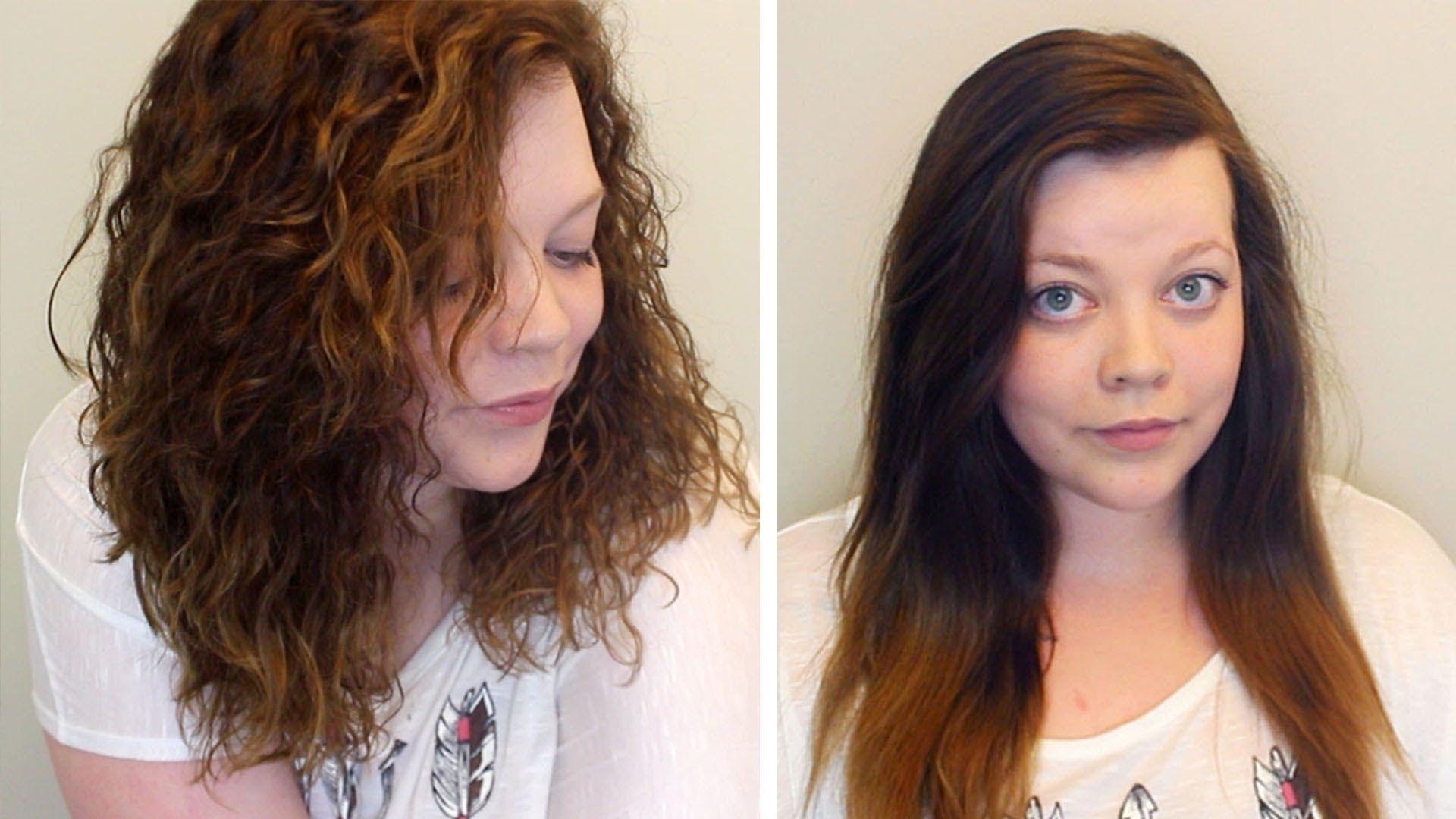 Spiral Perm Fine Short Hair Perm Before Amp After Youtube Stretchmarksafterbaby Dauerwelle Dauerwelle Vorher Nachher Moderne Dauerwelle