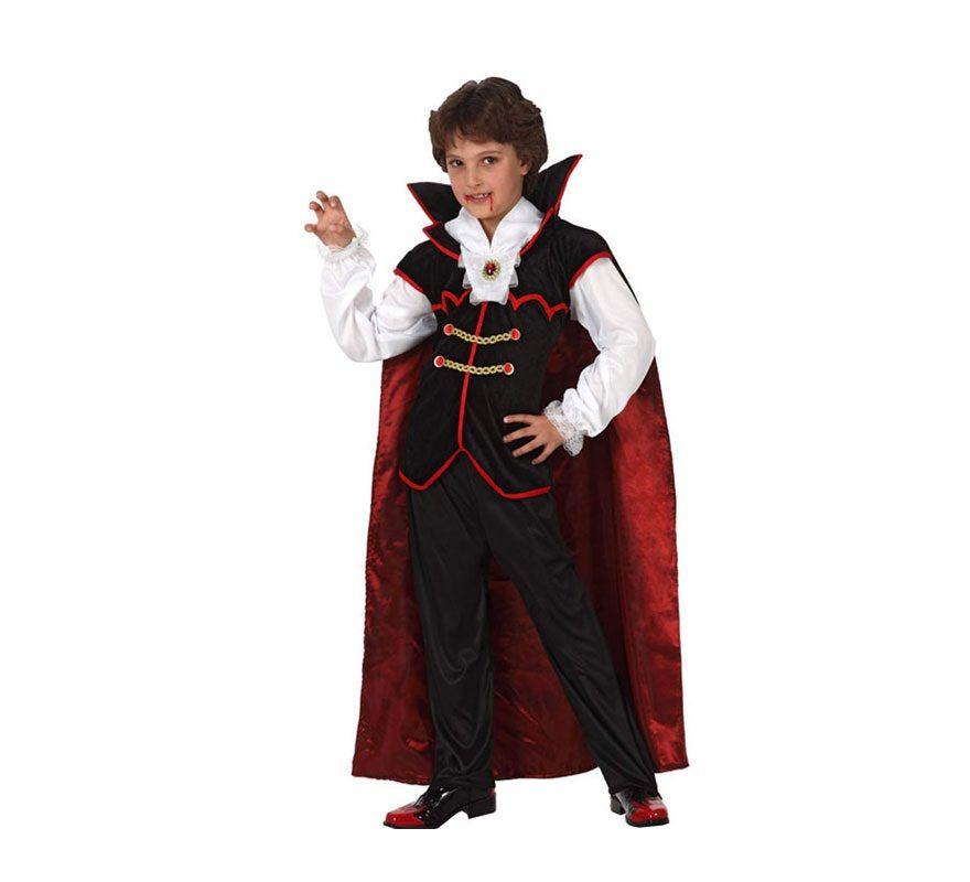 Comprar DISFRAZ HALLOWEEN VAMPIRITO LUXE 7-9 AÑOS 20 a 19,99 - imagenes de disfraces de halloween