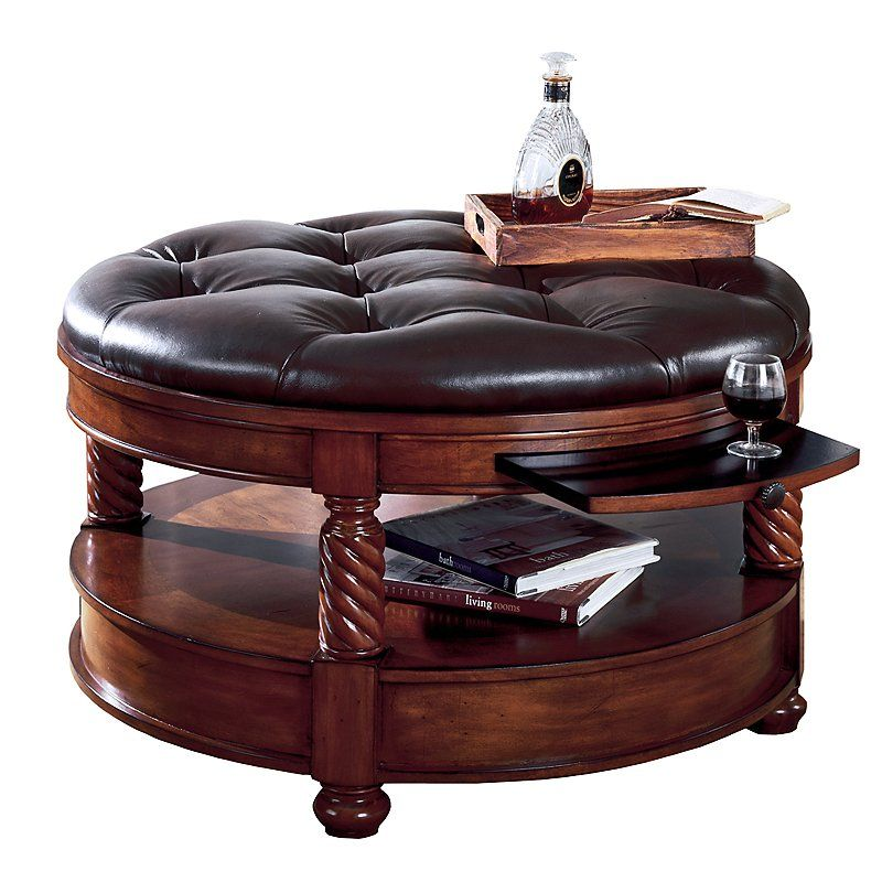 23++ Tufted ottoman coffee table with storage trends