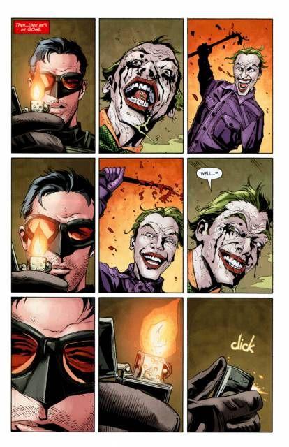 Jason Todd (Character) - Comic Vine   Joker: The Clown Prince of