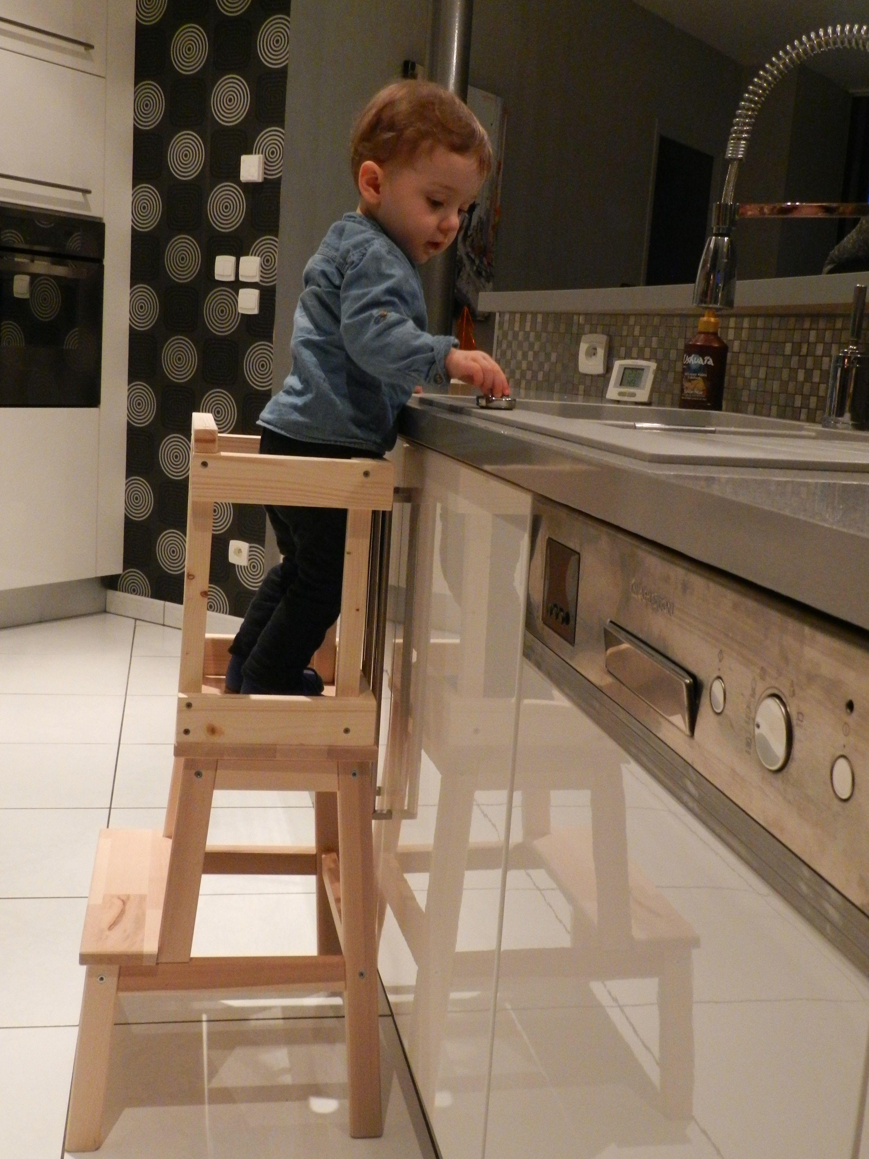 Tour D Observation Montessori Diy La Fabrication Pas à