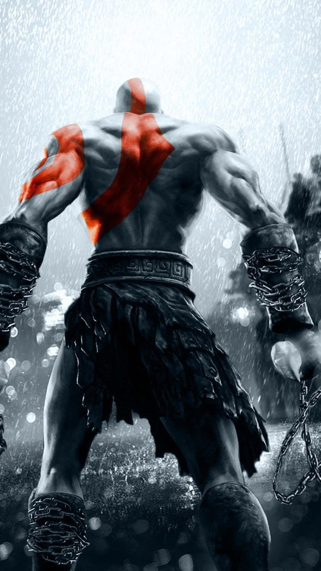 God Of War 4k Wallpaper God Of War Iphone Wallpaper Usa Sci Fi Wallpaper