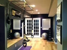 stylish home gym ideas for small spaces stylish home