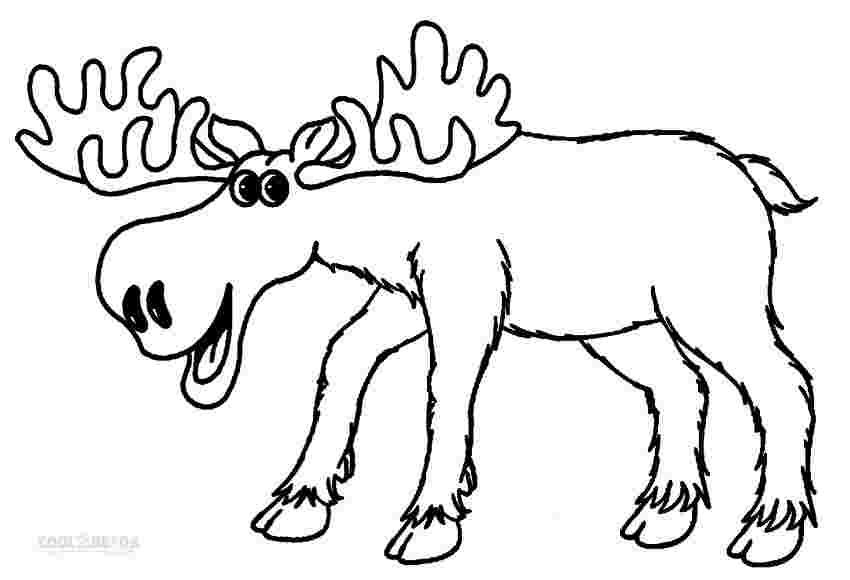 Free Moose Coloring Pages In 2020 Coloring Pages For Kids Coloring Pages Owl Coloring Pages