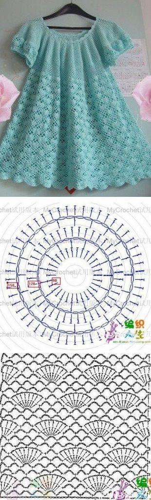детская одежда,крючок. | tejido | Pinterest | Croché, Ganchillo y ...
