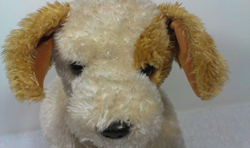 2001 Ty Buddy Buddies Brown Scruffy Retriever Puppy Dog Animal Plush 12 Htf Ty Dog Beanie Dogs And Puppies Beanie Buddies