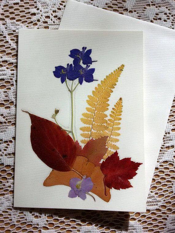 сухие листья для открыток исторической