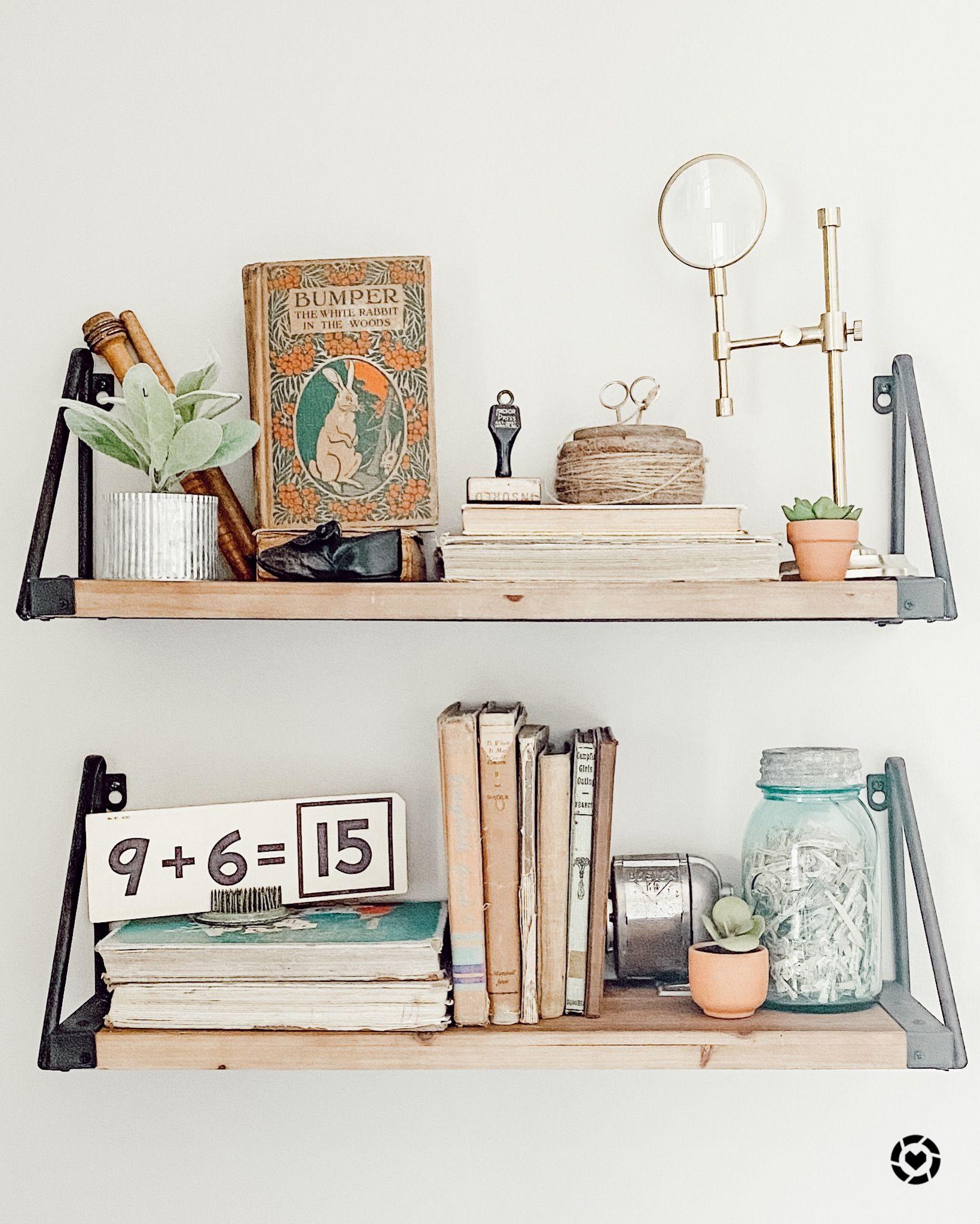 #openshelving #shelves #office #officedecor #officedesign