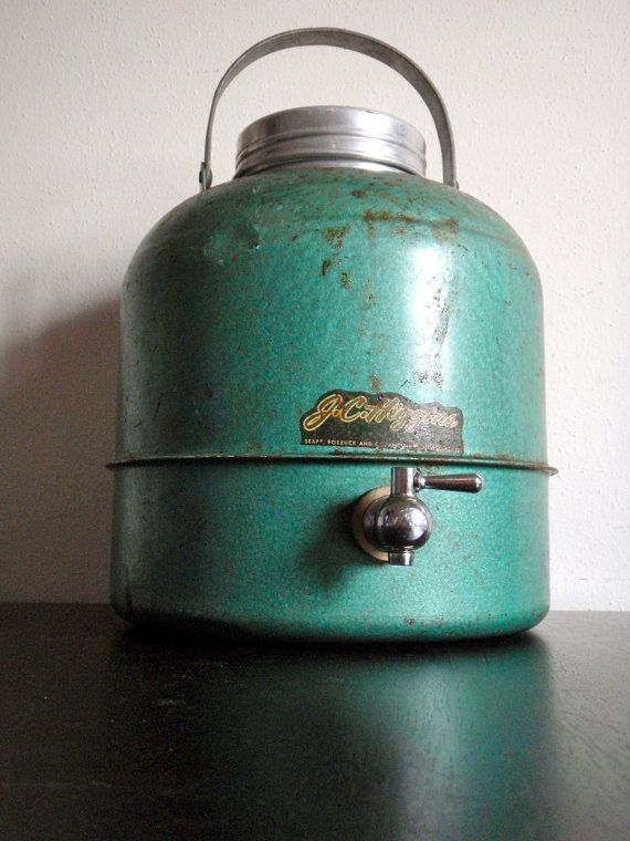 Vintage Water Coolers 34