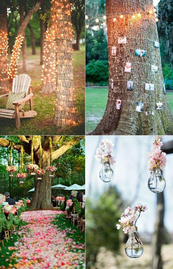 60 Ideas De Decoracion Para Bodas Low Cost Cottage Wedding Rustic Country Wedding Outdoor Wedding