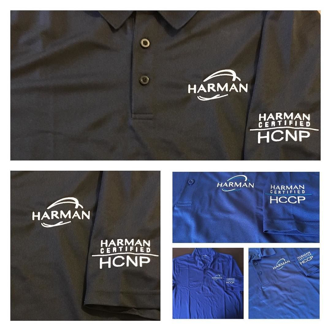 Thank You Harman Amx For The New Certification Shirts I Am
