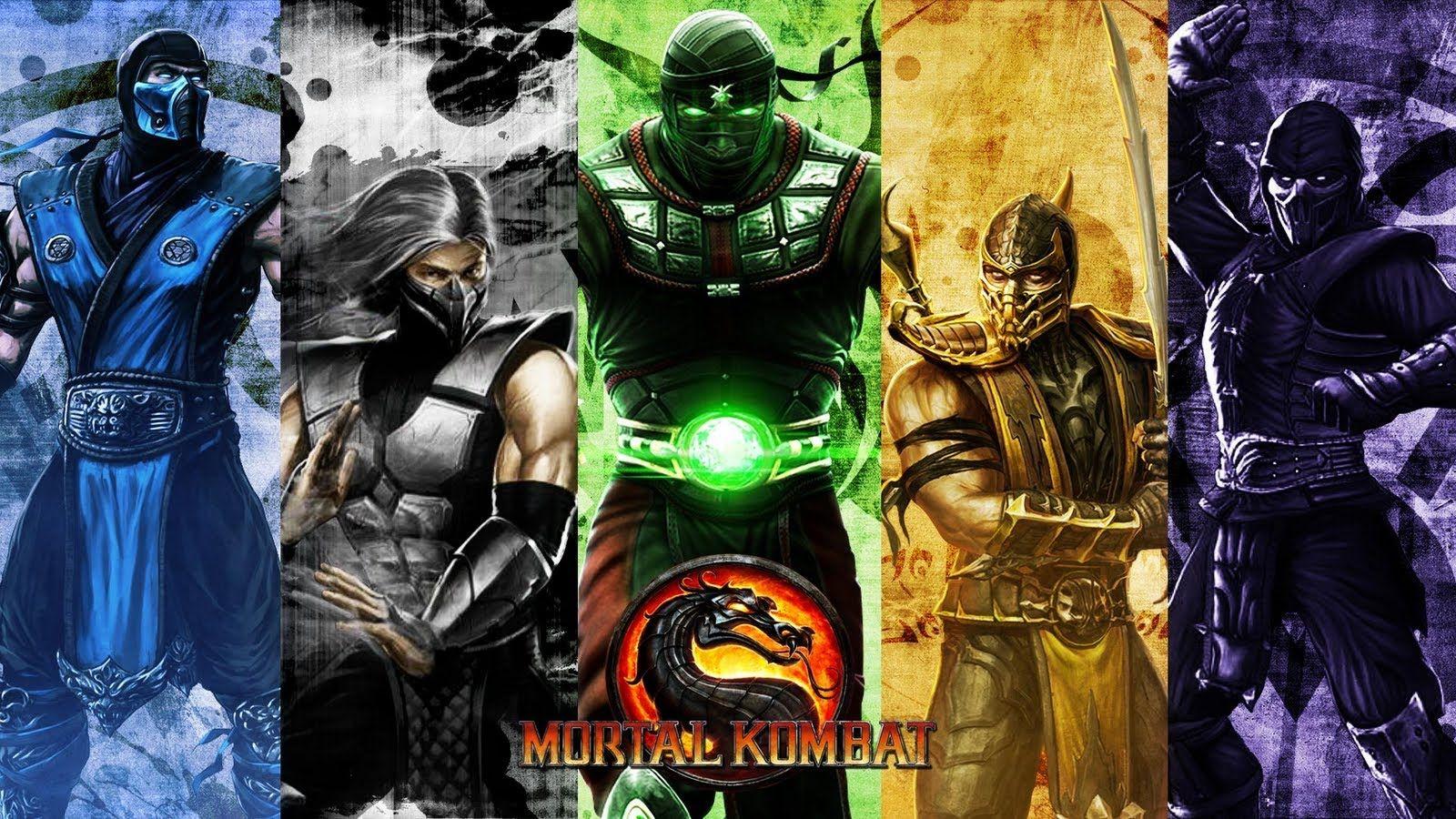 Mortal Kombat Wallpaper Mortal Kombat Mortal Kombat 9 Mortal Kombat X Wallpapers